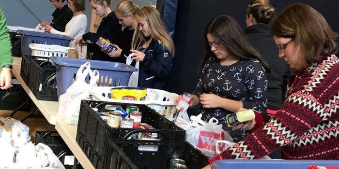 Annual Thanksgiving Food Drive - November 12, 2017