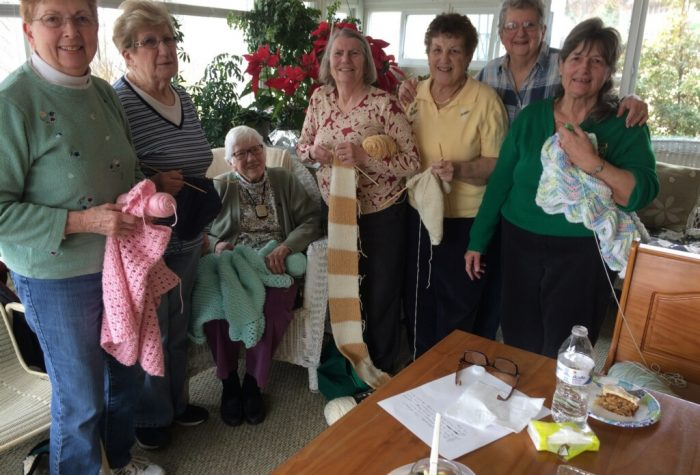 Knit-Wit gathering - March 14th, 2018